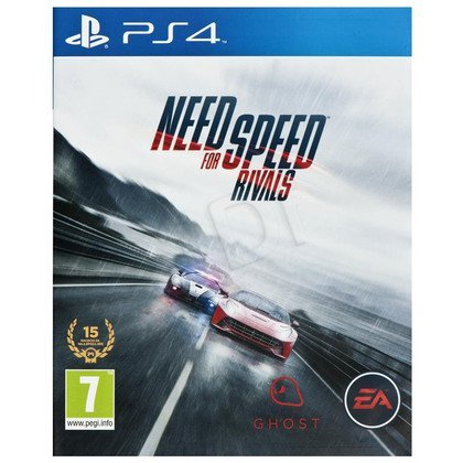 Gra PS4 Need For Speed Rivals