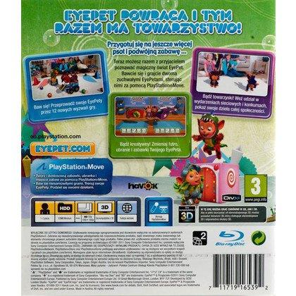 Gra PS3 EyePet i Przyjaciele