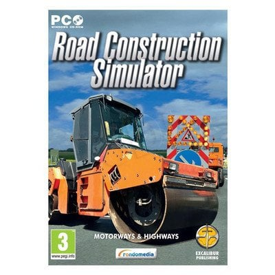 Gra PC Road Construction Simulator 2011 (klucz do pobrania)