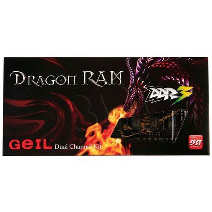GEIL DDR3 16 GB 1333MHZ DUAL DRAGON RAM CL9