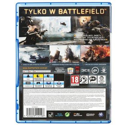 Gra PS4 Battlefield 4