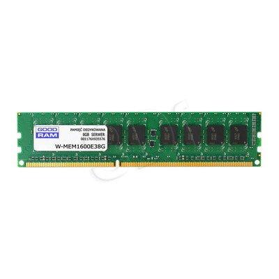 GOODRAM 8GB DDR3 ECC 1600MHz W-MEM1600E38GG
