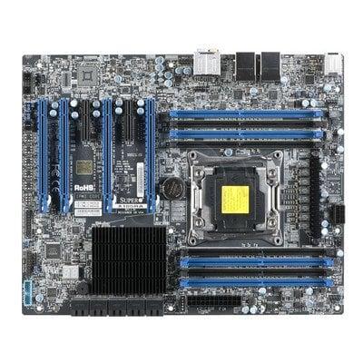 Supermicro Płyta główna serwerowa MBD-X10SRA-O LGA 2011 ATX