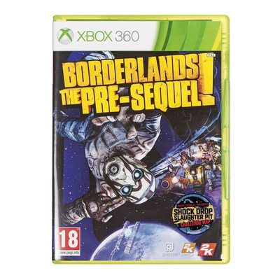 Gra Xbox 360 Borderlands The Pre-Sequel