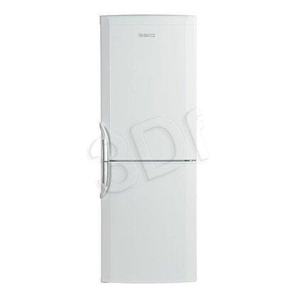 Chłodziarko-zamrażarka Beko CSA 24021 (540x1520x600mm Biały A+)