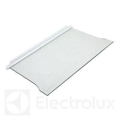 Górna szklana półka do lodówki — 477 x 304mm (2251572018)