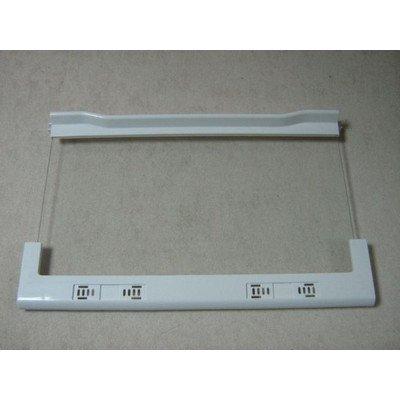 Półka szklana nad pojemniki 51.5x31.5 cm Whirlpool (481946678388)