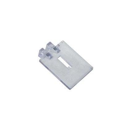 Płytka uchwytu zamka drzwi pralki (481940449836)