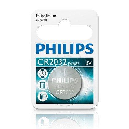 Bateria Pastylkowa PHILIPS CR2032/01B Lithium