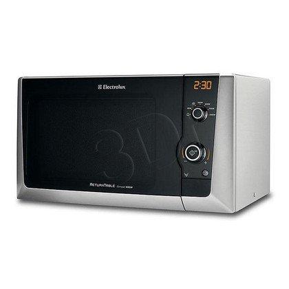 Kuchenka mikrofalowa Electrolux EMS21400S (800W/Stalowo-Czarny)