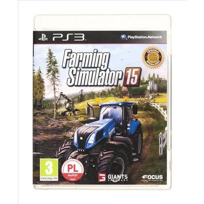 Gra PS3 Farming Simulator 2015