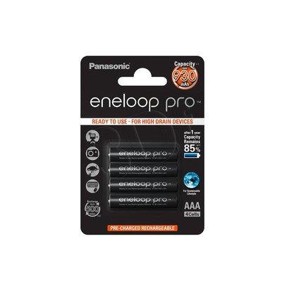 PANASONIC ENELOOP PRO R03/AAA 930MAH – 4 SZT BLISTER