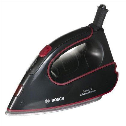 Żelazko z generatorem pary Bosch TDS373118P(3100W /Czarno-czerwony)