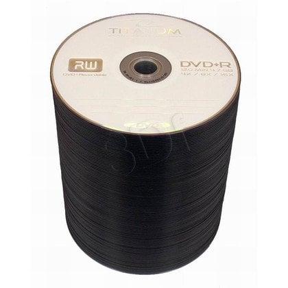 TITANUM DVD+R 4,7 GB x16 - SZPINDEL 100