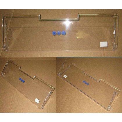 Pokrywa (panel) przednia uchylna komory zerowej Whirlpool (481226278048)