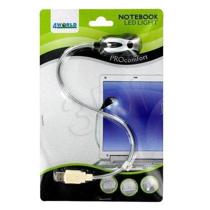 LAMPKA USB DLA NOTEBOOKA 2 DIODY