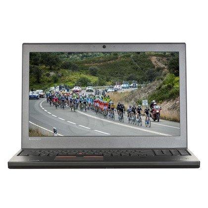 "LENOVO ThinkPad T550 i7-5600U 8GB 15,5"" 3K 256GB HD5500 GT940M LTE Win7P W10P Czarny 20CK003DPB 3Y"