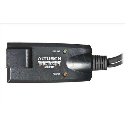 Aten kabel KVM KA7570 czarny