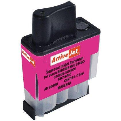 ActiveJet AB-900MN (AB-900M) tusz magenta do drukarki Brother (zamiennik LC900M)