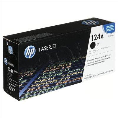 HP Toner Czarny HP124A=Q6000A, 2500 str.