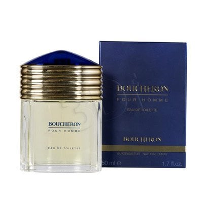Boucheron Woda toaletowa Men 50ml - 3386460036412