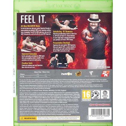 Gra Xbox ONE WWE 2K15