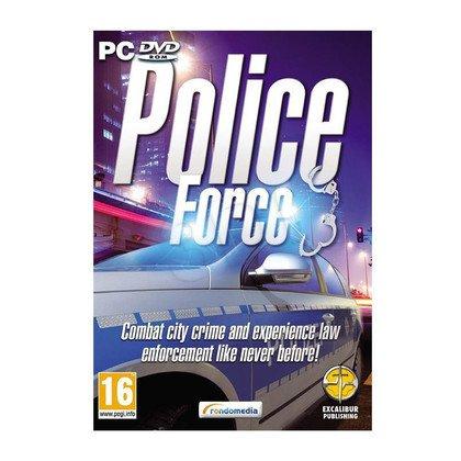 Gra PC Police Force (klucz do pobrania)