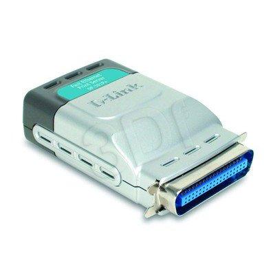D-LINK DP-301P+ PRINT SERVER 10/100 Mbps, 1xLPT