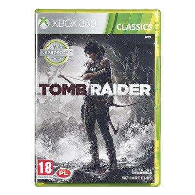 Gra Xbox 360 Tomb Raider Classic