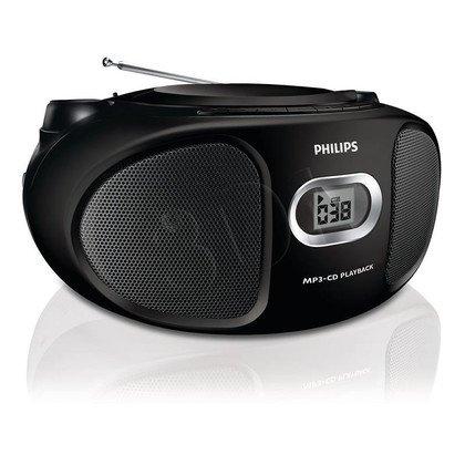 Boombox Philips AZ305/12 Czarny
