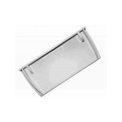Uchwyt (klamka) drzwi chłodziarki srebrny Whirlpool (480132101116)