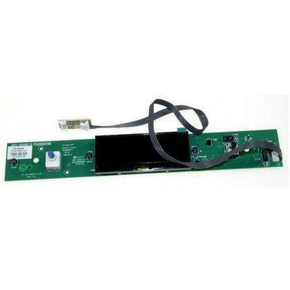 Moduł elektroniczny kuchenki mikrofalowej z wyświetlaczem Whirpool (480120101174)