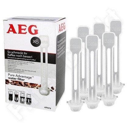 Filtr wody APAF6 do ekspresu do kawy 6szt. (9001672899)