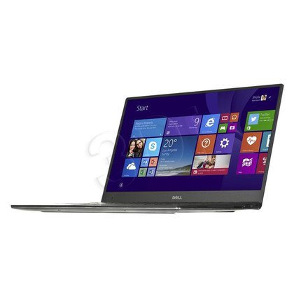 "DELL XPS 9343 i5-6200U 4GB 13,3"" FHD 128GB HD 520 Win10 Srebrny (9350-9115) 2Y NBD"