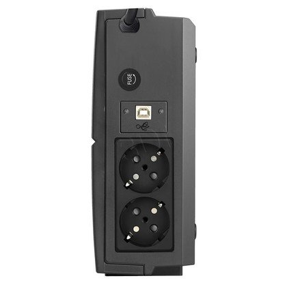 LESTAR UPS N-810S 800VA OFF-LINE APFC 2XSCH