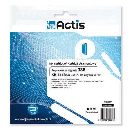 Actis KH-336R tusz czarny do drukarki HP (zamiennik HP 336 C9362A) Standard