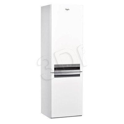 Chłodziarko-zamrażarka Whirlpool BSNF 8421 W (595x1885x655mm Biały A+)