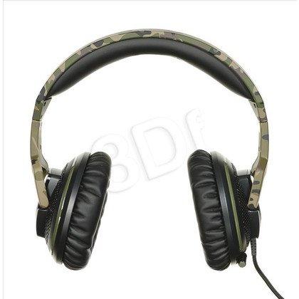 Słuchawki Asus Echelon Forest nauszne z mikrofonem 90-YAHIA110-UA20-