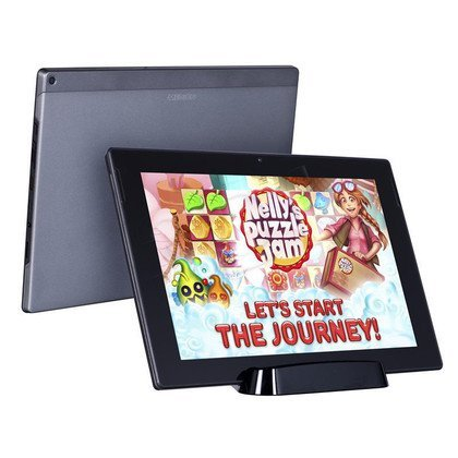 "LENOVO Tablet Medion Lifetab S10345( 10,1"" Wi-Fi 32GB czarno-srebrny)"