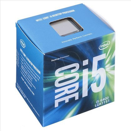 Procesor Intel Core i5 6400 2700MHz 1151 Box