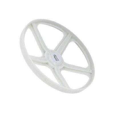 Zestaw koła pasowego pralki z plastiku (50294757005)