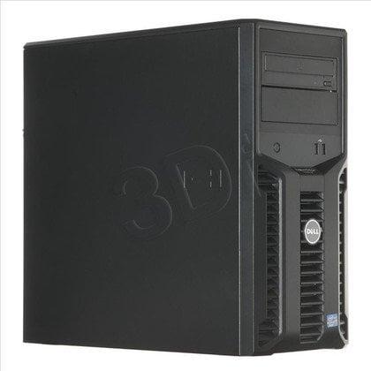 Dell PE T110 II E3-1270v2, 2x4GB, 2x300GB SAS 15k