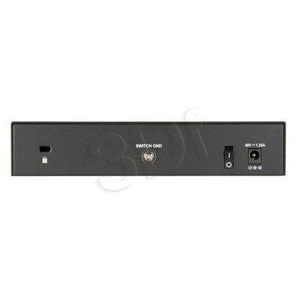 D-LINK DGS-1100-08P 8-Port Gigabit PoE Switch