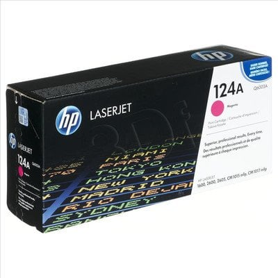 HP Toner Czerwony HP124A=Q6003A, 2000 str.