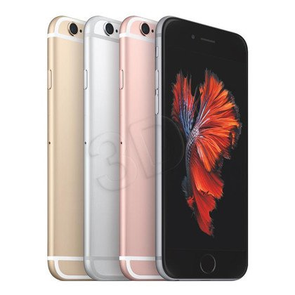 "Smartphone Apple iPhone 6S Plus 128GB 5,5"" Space Gray LTE"