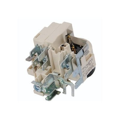 Zabezpieczenie silnika z listwą zaciskową PTC do chłodziarki (2390257034)