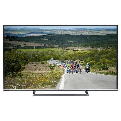 "TV 55"" LCD LED Panasonic TX-55CS520E (Tuner Cyfrowy 200Hz Smart TV USB LAN)"