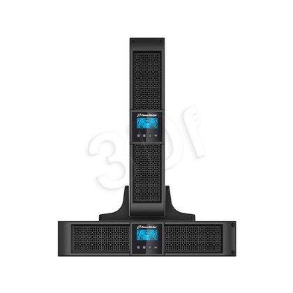 """POWER WALKER UPS LINE-INT 1500VA 8XIEC, LCD, RACK19"""", RJ11/RJ45, USB/RS-232"""