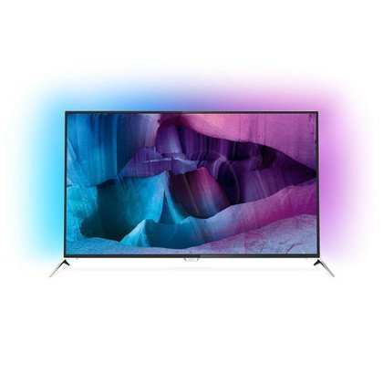 "TV 49"" LCD LED Philips 49PUS7170/12 (Tuner Cyfrowy 800Hz Smart TV Tryb 3D USB LAN,WiFi)"