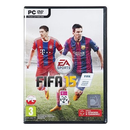 Gra PC FIFA 15